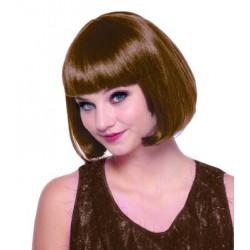 perruque brune