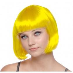 perruque jaune