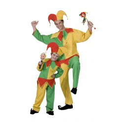 costume clown enfant