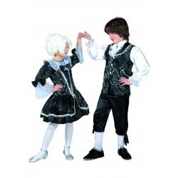 costume gentilhomme enfant