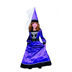 costume enfant dame chevalier