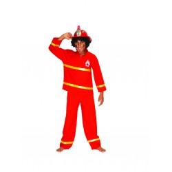costume pompier