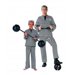 costume prisonnier