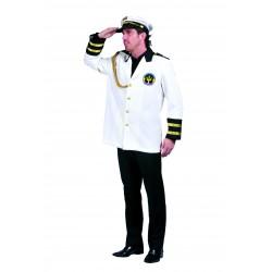 costume capitaine