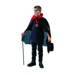 cape noire Dracula