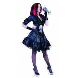 "costume ""vampiress"" gothique"