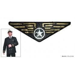 badge pilote
