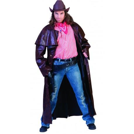 manteau cow-boy