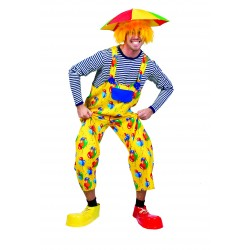 salopette clown