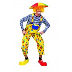 salopette clown