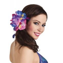 accessoire cheveux hibiscus de luxe