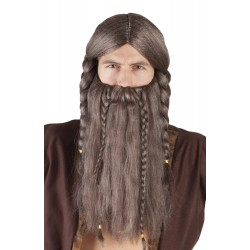 perruque viking Harald