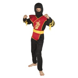 costume enfant ninja master