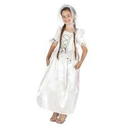 costume enfant jeune mariée