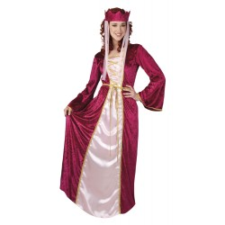 costume adulte Renaissance queen