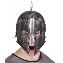 casque chevalier de luxe