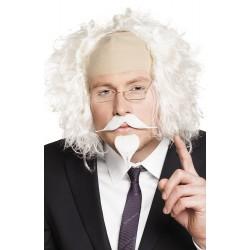 moustache et barbichette professeur