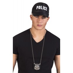 "collier insigne ""special police"""