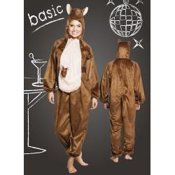 costume kangourou peluche