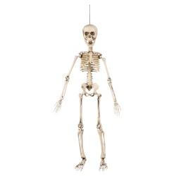 decoration squelette mobile