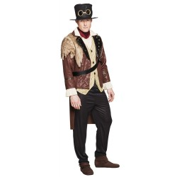 captain steampunk