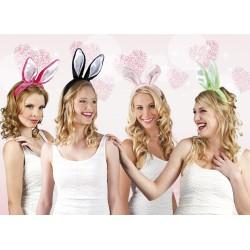 tiara bunny ears