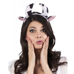 tiara cow