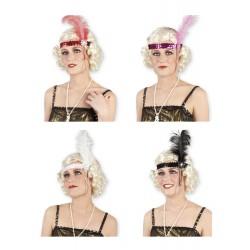 headband flapper