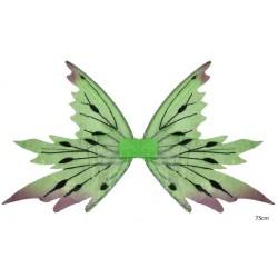 ailes vertes