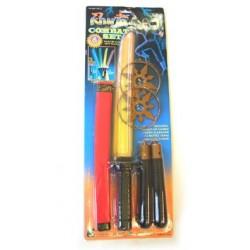 set armes ninja