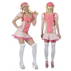 "costume ""lady fraise"""