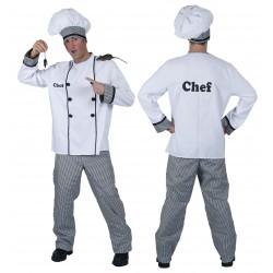 costume chef cuisinier