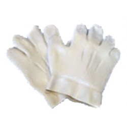 gants blancs de clown