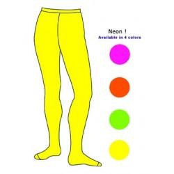bas panty néon